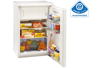 A+ Energy Rated Undercounter Fridge with 2 Star Frozen Food Compartment